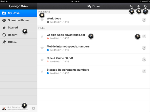 How To Pdf Files From Google Drive To Iphone