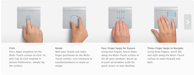 How to use custom trackpad gestures that save you time
