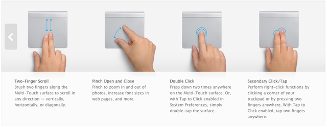 Mac trackpad \u0026 mouse gestures | Creative Tech Support